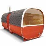 foto 5 5m badstutoenne for 6 pers med omkledningsrom og mulighet for stor seng