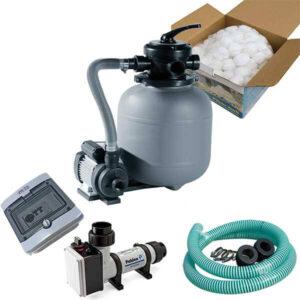 Elektriske vannvarmere og vannfiltre