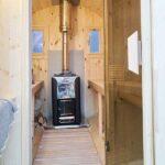 foto 8 3m badstutoenne for 4 pers med omkledningsrom